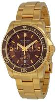 Victorinox Maverick 241691 Gold PVD Stainless Steel 43mm Watch