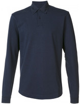 Orlebar Brown long sleeve polo shirt