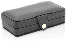 ROYCE New York Luxury Leather Manicure Set Travel Case