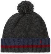 Polo Ralph Lauren Men's Knit School-Stripe Hat