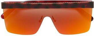 Stella Mccartney Eyewear Oversized Aviators