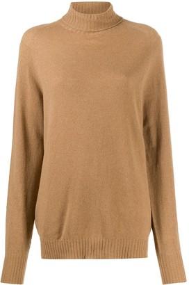 Ma Ry Ya Ma'ry'ya rollneck knit sweater
