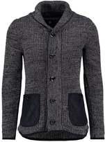 Gstar Avihu Shawl Cardigan Knit L/s Cardigan Mazarine Blue/ivory