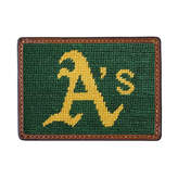 Smathers and Branson A's 1/2 Wallet