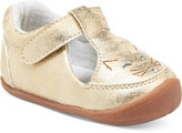 Carter's Every Step Stage 1 Crawling Layla T-Strap Shoes, Baby Girls (0-4)