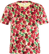 Marc Jacobs Floral sweat top