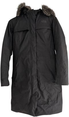 The North Face Grey Polyester Coats