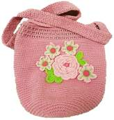 HAND & HEART, INC. Pink Floral Purse