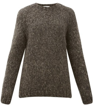Gabriela Hearst Lawrence Cashmere Sweater - Womens - Grey