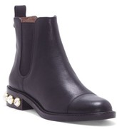 Louise et Cie Women's Vinn Imitation Pearl Boot