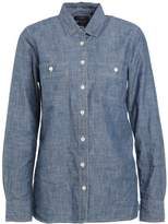 J.Crew SELVEDGE CHAMBRAY SHIRT Blouse coastal blue