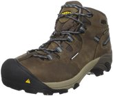 Keen Men's Detroit Mid Steel Toe Work Boot
