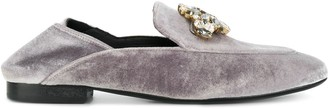 Caruso Embellished Mules