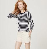 "LOFT Riviera Shorts with 4"" Inseam"