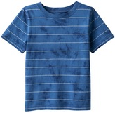 Jumping Beans Baby Boy Jumping Beans® Tie-Dye Effect Striped Tee
