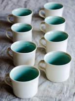 Artisan Porcelain Espresso Mug