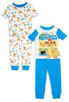 AME Sleepwear Little Boy's Lion Guard Tee & Pants Set