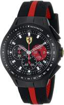 Ferrari Men's 0830023 Race Day Analog Display Quartz Watch