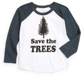 Chaser Save the Trees T-Shirt (Toddler Boys & Little Boys)