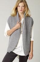 J. Jill Textured alpaca vest