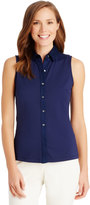 J.Mclaughlin Betty Sleeveless Shirt