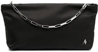 ATTICO Wynona medium pouch clutch