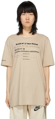 Bless Beige Collection T-Shirt