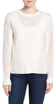 Paige Women's Amory Open Knit Sweater