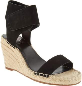Vince Camuto Leather Ankle Strap Espadrilles - Levista