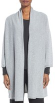 Eileen Fisher Fine Gauge Cashmere Long Cardigan