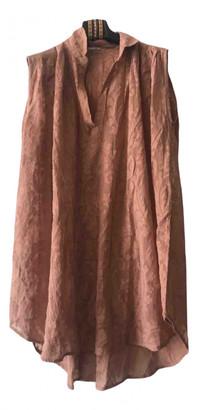 Mes Demoiselles ... Pink Cotton Dresses