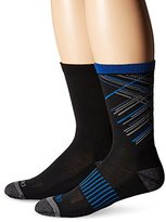 Dickies Men's 2 Pack Performance Crew Socks