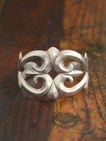Free People Vintage Silver Cuff Bracelet