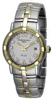 Raymond Weil Men's Quartz Watch with White Dial Analogue Display and Multicolour Stainless Steel Strap 9540-STG-00308