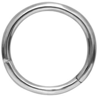 Maria Tash 5/16' Plain Hoop Earring
