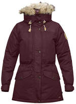 Fjallraven Singi Faux Fur Trim Hooded Jacket