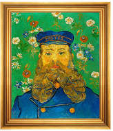 Munn Works Van Gogh - Portrait of Joseph Roulin Art