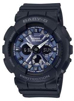 G-Shock G Shock Blue Face Analog and Digital Resin Watch