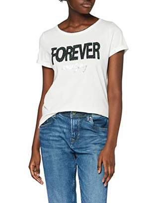 Street One Women's 314397 T-Shirt,16 (Size: )