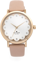 Kate Spade Novelty Metro Watch