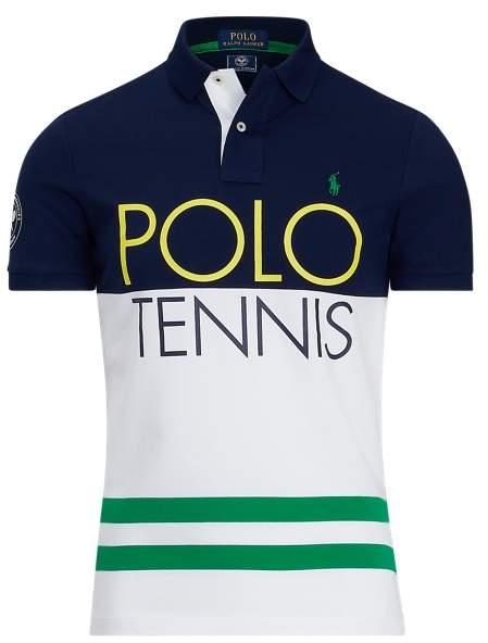 9471ebbeff Wimbledon Custom Slim Fit Polo