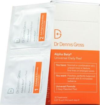 Dr Dennis Gross Alpha Beta Universal Daily Face Peel