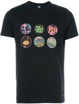Paul Smith multi print T-shirt
