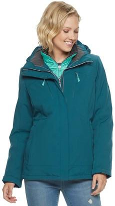 ZeroXposur Women's Trish 4-Way Stretch 3-in-1 Systems Jacket