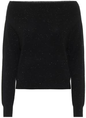 Altuzarra Tomoko off-shoulder cashmere sweater