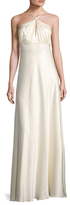 Nicole Miller Double Face Satin Gown