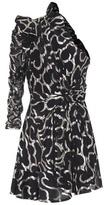 Isabel Marant Clary asymmetric dress