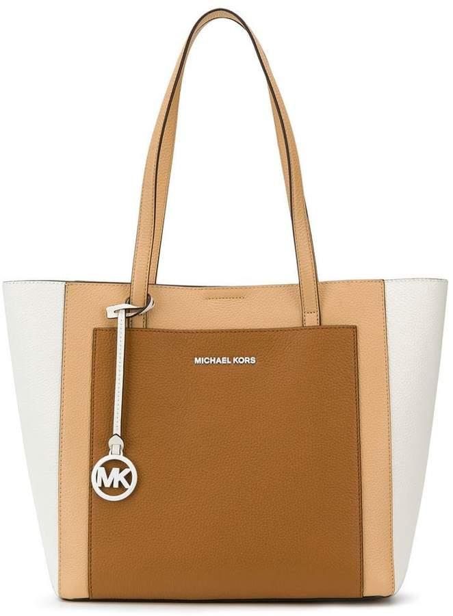 d83f868d91d1 MICHAEL Michael Kors Brown Tote Bags - ShopStyle