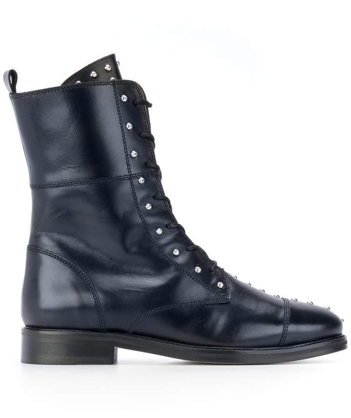 IRO lace-up boots