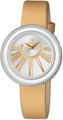 Gevril Women's Fifth Avenue Diamond Watch